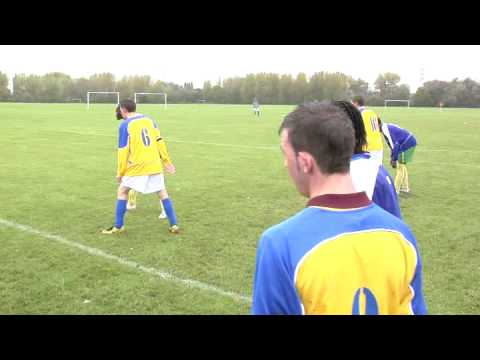EAST LONDON SUNDAY FOOTBALL LEAGUE