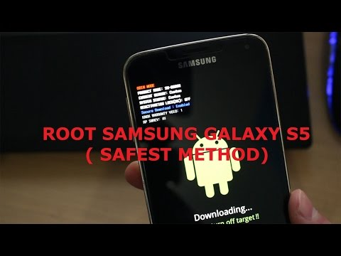 [Lollipop] Root Samsung Galaxy S5 Any Version (100 percent Working & Safe)