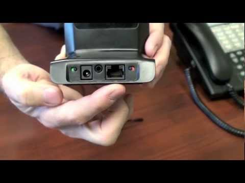 Cisco SPA 303 - Unboxing and Connecting - Cisco Headset