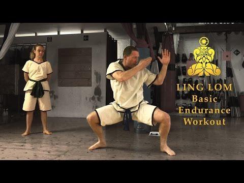 LING LOM - Basic Endurance Workout