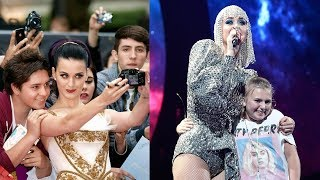 Katy Perry - Best Fans Moments #1