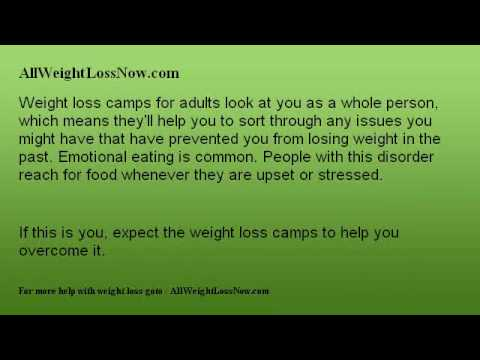 What You Should Know About Weight Loss Camps For Adults