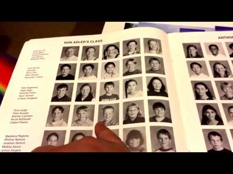 Old Yearbook Photos