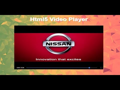 Html5 Video Player Pre Roll Ad, Insert Ads On Html5 Video, Html5 Pre-roll Ads