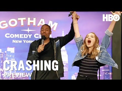 'I Don't Want To Roast My Girlfriend' Ep. 8 Teaser | Crashing | HBO