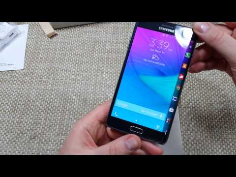 Samsung Galaxy Note EDGE How to capture or take a Screen Shot   Picture of your screen