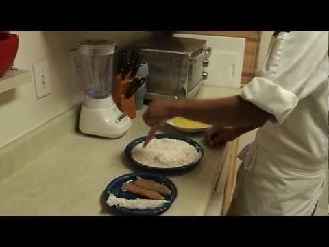 How to Make Chicken Tenders from Scratch