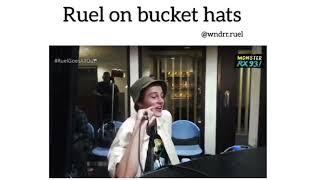 Ruel on prom, bucket hats, celebrity crush & more.