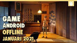 10 Game Android OFFLINE Terbaik Januari 2021