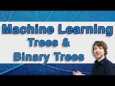 Machine Learning and Predictive Analytics - Trees and Binary Trees - #MachineLearning