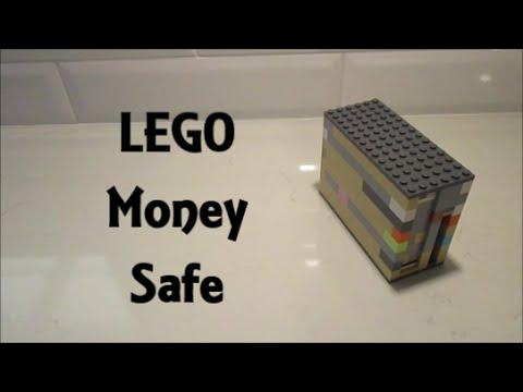 LEGO Money Safe