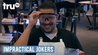 Impractical Jokers - Sal Vulcano, Clumsy Waiter | truTV