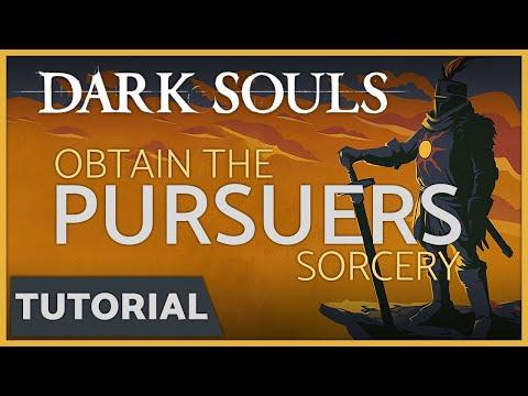Dark Souls: How to get the Pursuers Sorcery Spell (DLC)
