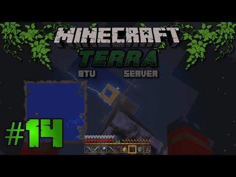 Let's Play Terra BTU Server - Ep14 - Minecraft Bedrock
