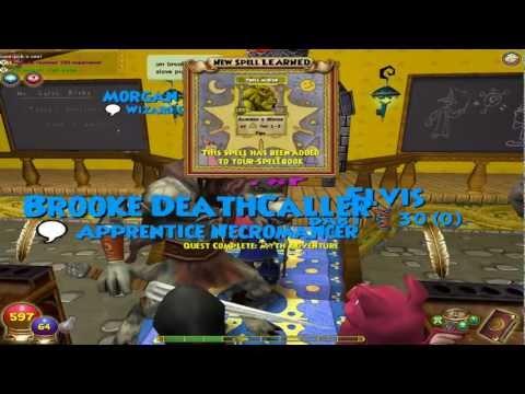 Wizard101 - Troll Minion Quest (Level 7 Myth)