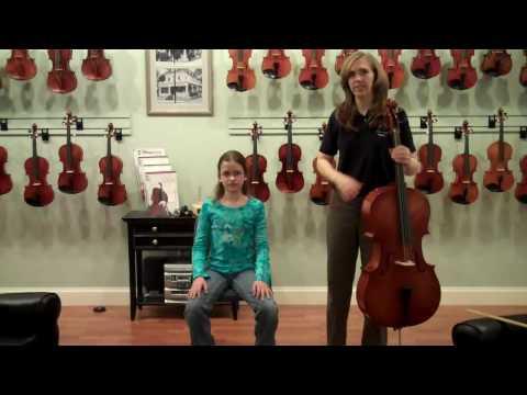 Cello Sizing