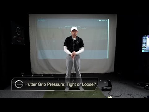 Putter Grip Pressure: Tight or Loose?