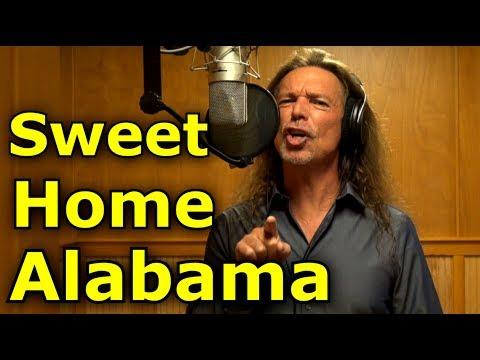 How To Sing Sweet Home Alabama - Lynyrd Skynyrd - Cover - Ken Tamplin Vocal Academy