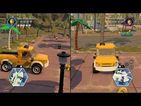 LEGO City Undercover - Co-op -  Free Roam PC