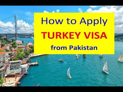 TURKEY Visa Consultant - Pakistan