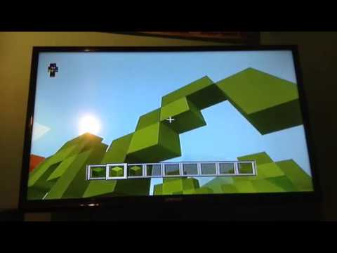 Minecraft Xbox 360 how to build a lily pad