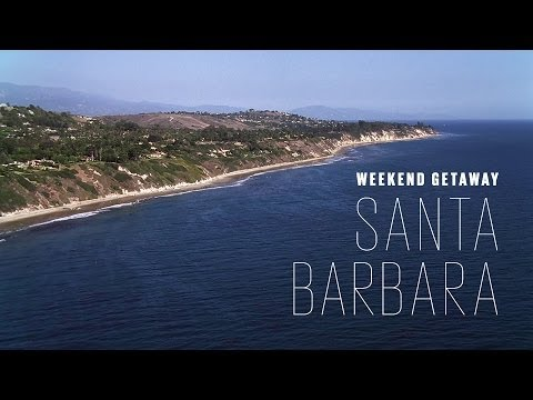 Weekend Getaway: Santa Barbara | Travel + Leisure