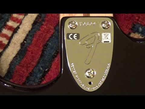 Fender  - Squier Guitars - serial numbers - tag specs