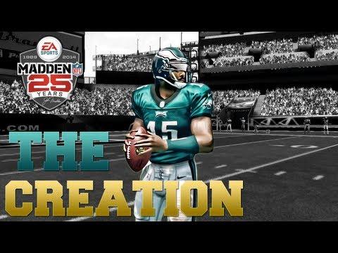 Madden 25 Connected Franchise - The Creation of Scrambling Quarterback David Carter