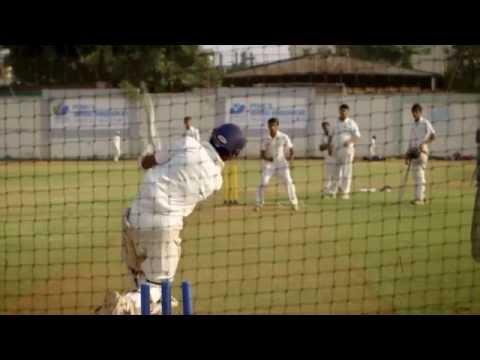 Official Promo from Vengsarkar Cricket Academy - [60 Seconds]