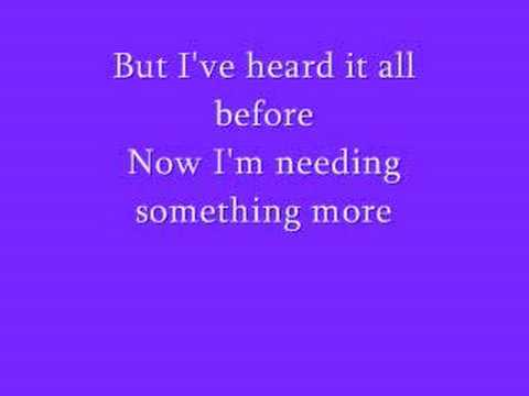 Deana Carter- Count me in lyrics