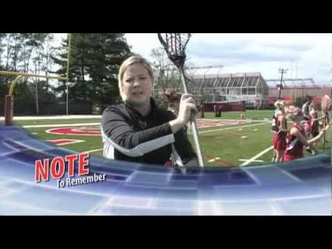 Coaching Girls Lacrosse - Holding the Stick