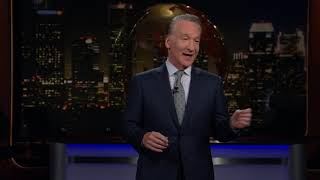 Monologue: Barefoot and Pregnant | Real Time with Bill Maher (HBO)