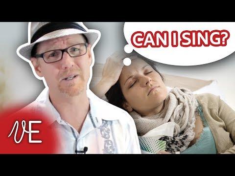 Help! I've Got Laryngitis! | Can I Still Sing when Sick? | #DrDan 🎤
