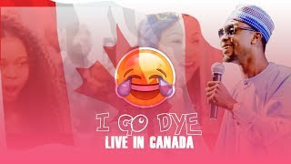 I Go Dye wants to kill Canadians with Laugh (I GO DYE LIVE IN CANADA)