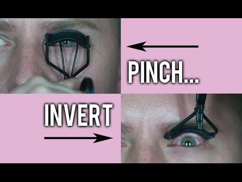 THE EYELASH CURLER TIP YOU DON'T KNOW BUT SHOULD!