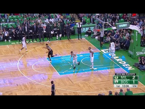 1st Quarter, One Box Video: Boston Celtics vs. Milwaukee Bucks