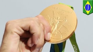 Rio 2016 Olympics How Much Gold Is In An Olympic Gold Medal Heres The