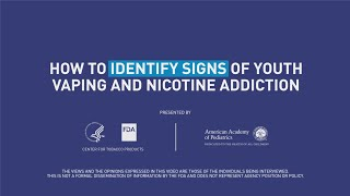 How to Identify Signs of Youth Vaping and Nicotine Addiction