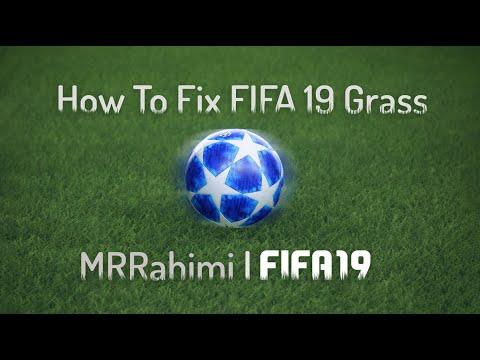 FIFA19 3D Grass Fix *Also working on Windows 10 - PakVim net HD