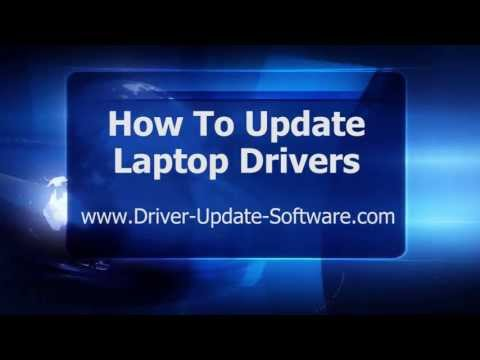 How To Download & Update Laptop Drivers