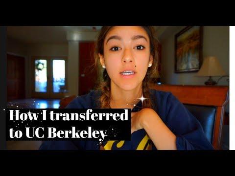 How I got into UC Berkeley | Transferring