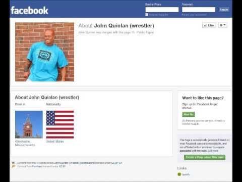 John Quinlan - Facebook Public Figure