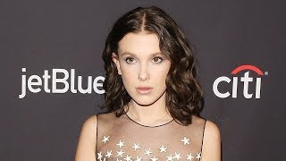 Millie Bobby Brown Becomes Youngest Person EVER on Time 100 List