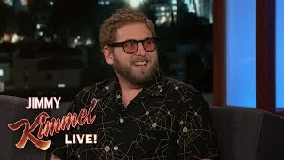Download Jonah Hill on Tattoos, Tony Romo & New Movie Video