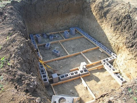 How To Build A Storm Shelter