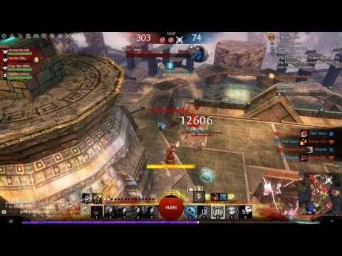 Guild Wars 2 Daily PvP 2016 12 08 Thief 6
