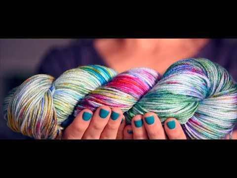 How To Twist A Hank of Yarn