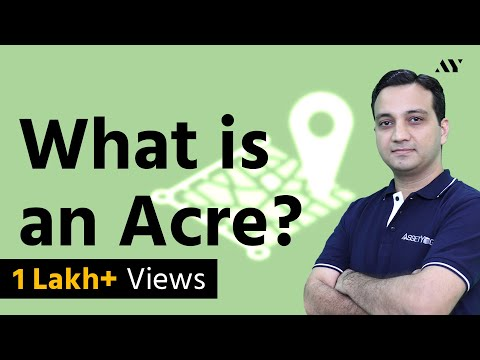 How Big is an Acre of Land? Easily Convert Acres to Sq Ft, Sq Meters, Hectares and Sq Miles