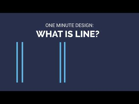 One Minute Design: What is line?