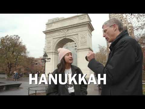 How do you spell Hanukkah?